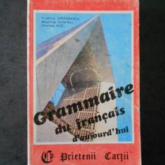 CRISTINA STEFANESCU - GRAMMAIRE DU FRANCAIS D`AUJOURD `HUI