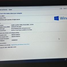 Laptop asus i3-5005U  x540Lj-xx404d
