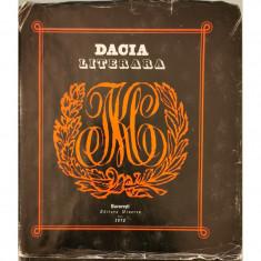 Dacia literara - Mihail Kogalniceanu (red.)