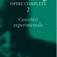 Cercetari experimentale - Opere Complete, vol. 2   C.G. Jung