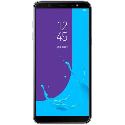 Galaxy J8 Dual Sim 32GB LTE 4G Violet 3GB RAM foto