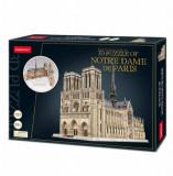 Cumpara ieftin Puzzle 3D - Notre Dame, 293 piese, CubicFun