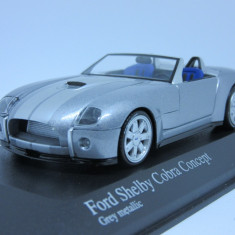 Macheta Ford Shelby Cobra Concept Minichamps 1:43
