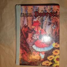 Povesti - 97povesti /an 1992/667pagini- Fratii Grimm