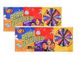 Bomboane Jelly Belly Bean Boozled Editia 5, Joc Ruleta, 100 gr, 2 cutii