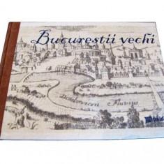 Cartea Bucurestii vechi in date si imagini realizata manual