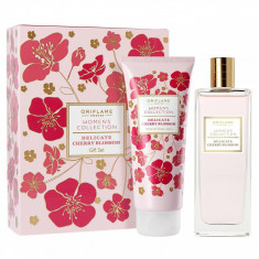 Cutie set Women's Collection Delicate Cherry Blossom (Oriflame)