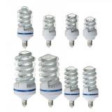 Bec LED SMD Spiralat 7W Alb Rece 6400K Soclu E14 UB60212