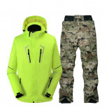 Costum ski Neon marimea xl