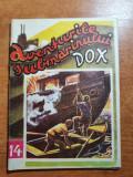 Carte pentru copii anii '90 -aventurile submarinului dox,nr 14