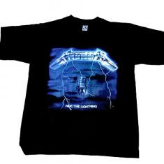 Tricou Metallica - Ride -The Lightning ( XXXL )