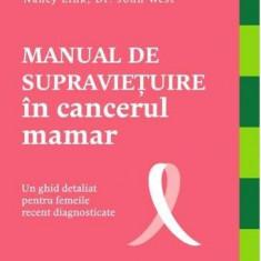 Manual de supravietuire in cancerul mamar | John West, John Link, James Waisman, Nancy Link