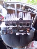 Radiator cu Finali de putere Amplificator Pioneer 2SC3281si 2SA1302