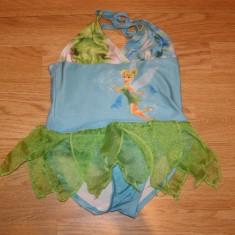 costum carnaval serbare costum de baie clopotica pentru copii de 4-5 ani
