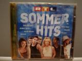 RTL Summer Hits - Selectii - 2CD - (2002/BMG/Germany) - CD ORIGINAL/Sigilat/Nou, BMG rec