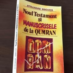 ATHANASE NEGOITA, NOUL TESTAMENT SI MANUSCRISELE DE LA QUMRAN