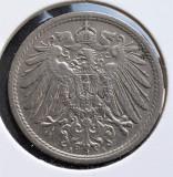Germania  10 Pfennig - Wilhelm II  1911  A, Europa