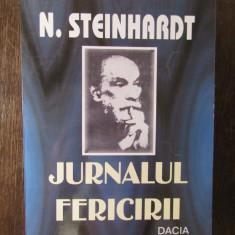 JURNALUL FERICIRII - N. STEINHARDT , 2001