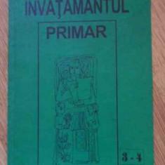 INVATAMANTUL PRIMAR NR.3-4, 1995 - COLECTIV