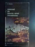 Manual De Istoria Artei Renasterea - G.oprescu ,542662