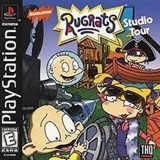Joc PS1 Rugrats Studio Tour