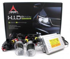 Kit Xenon X55 Fast Start Canbus Balast Slim 12V 55W 64 Biti foto