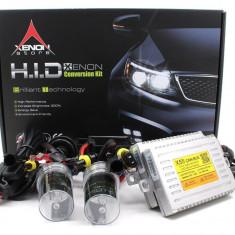 Kit Xenon X55 Fast Start Canbus Balast Slim 12V 55W 64 Biti