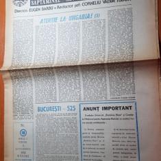 Ziarul romania mare 5 octombrie 1990-redactor sef corneliu vadim tudor
