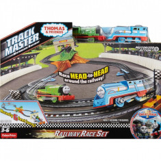 Set de joaca Fisher Price, Thomas & Friends, Railway Race foto
