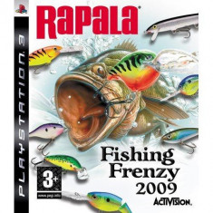 Rapala's Fishing Frenzy PS3