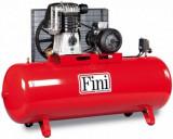 Compresor de aer Fini BK120-500F-10, cu ulei, 10 CP, 500 L, 10 BAR