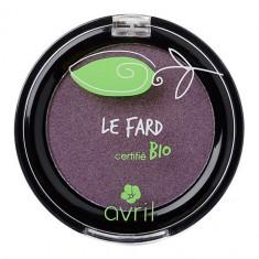 Fard de pleoape bio Purple - Avril