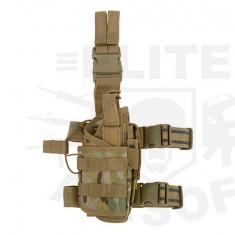Toc pistol picior V3 - Multicam [8FIELDS]