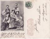Tipuri-Port popular national- Ansamblul Carmen Sylva-clasica,  rara