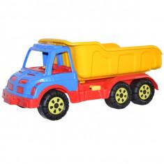 Camion din plastic, 60 cm, Basculanta