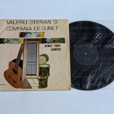 Valeriu Sterian si compania de sunet-Nimic fara oameni-disc vinil, vinyl , LP