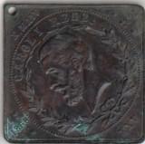 ROMANIA  1866-1891  CAROL I  REGE   25 ANI DE DOMNIE