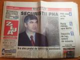 Ziarul ziua 5 martie 2003-art.premiile uniter -victor rebenciuc,irina petrescu