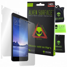 Folie de Protectie Full Body XIAOMI RedMi Note 4 / Note 4X Alien Surface