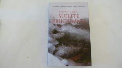 Suflete zbuciumate - Stefan Zweig -E foto