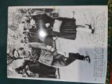 FOTO noiembrie 1940, regele MIHAI si regina mama Elena la parada GARZII DE FIER