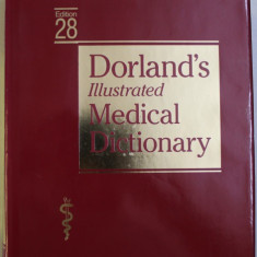 DORLAND ' S ILLUSTRATED MEDICAL DICTIONARY , EDITION 28 , 1994