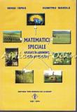 Matematici Speciale - Mihai Ispas, Dumitru Manole - Dedicatie Si Autograf
