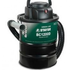 Aspirator pentru cenusa BC 1200 D marca Stayer
