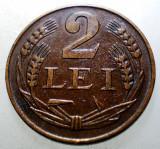 1.165 ROMANIA 2 LEI 1947, Bronz