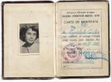 Colegiul avocatilor Ilfov 1952 RPR carte identitate