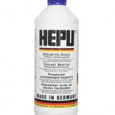 Antigel concentrat HEPU G11 Albastru 1.5 L P999