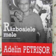 RAZBOAIELE MELE (CU AUTOGRAF) - ADELIM PETRISOR