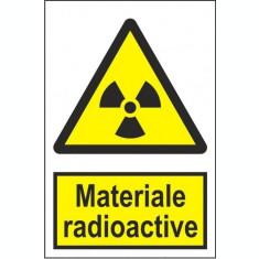 Indicator Materiale radioactive - Semn Protectia Muncii