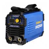 Aparat sudura tip invertor MMA Cobalt Craft Tec, 5.9 kW, 300 A, geanta inclusa
